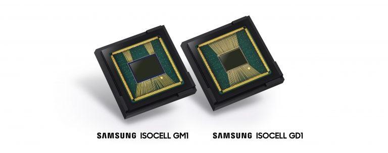 Nové snímače z dielne spoločnosti Samsung