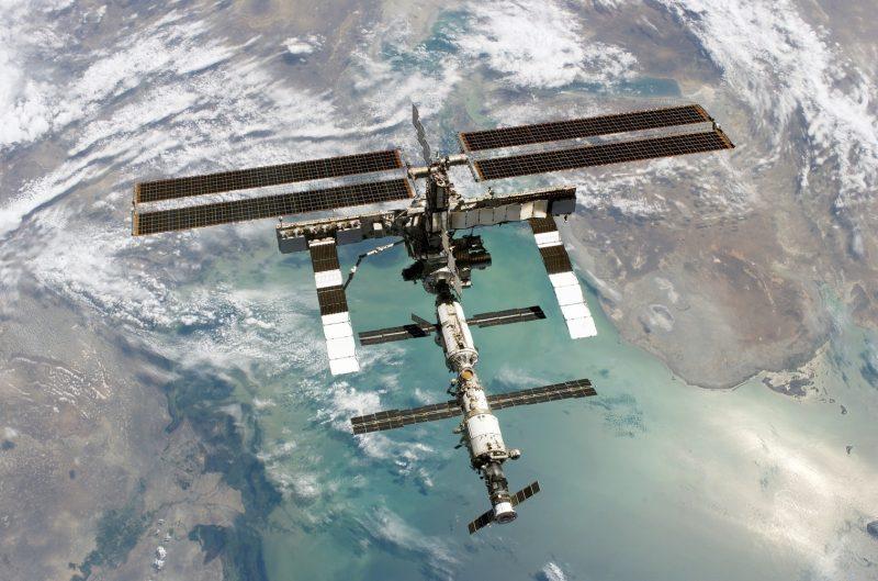 medzinarodna vesmirna stanica