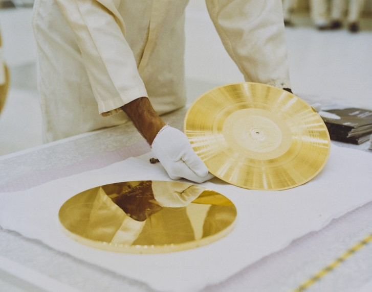 Ferris Voyager Golden Record