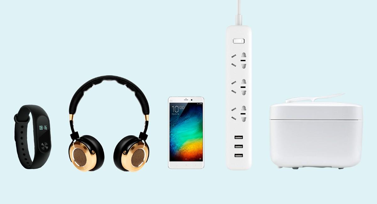 Xiaomi obchod - zariadenia