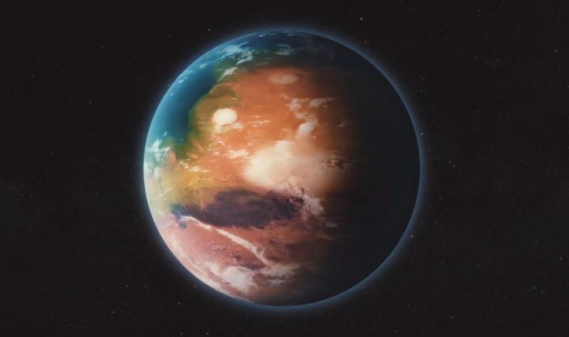 spacex mars 1