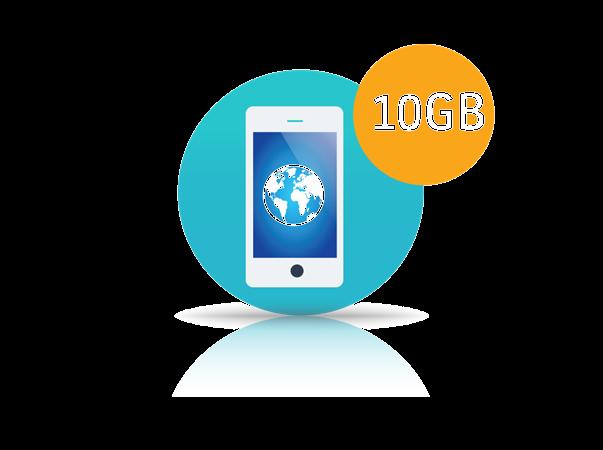 10gb internet