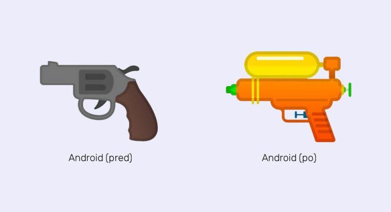 android revolver vodna pistol 2