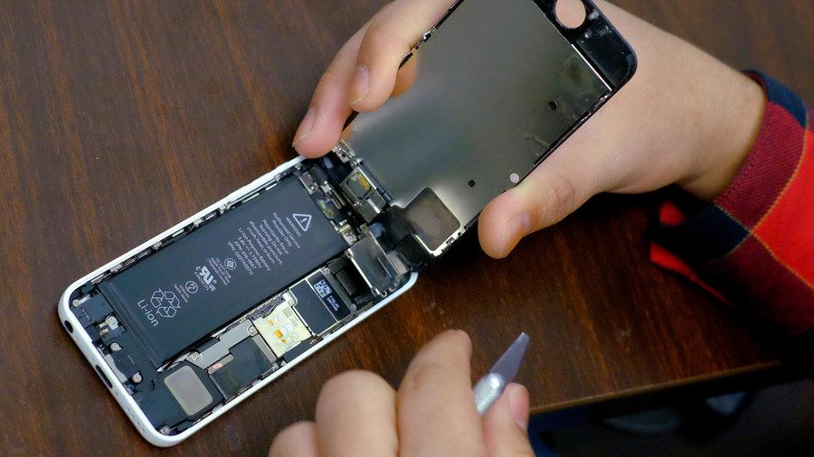 bateria iphone vymena