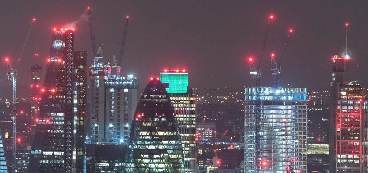 panorama londyna
