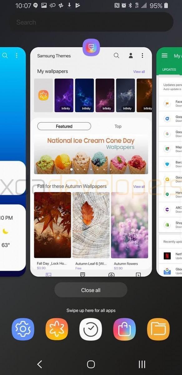 Samsung Experience 10 5