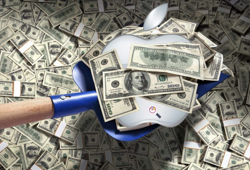 apple peniaze