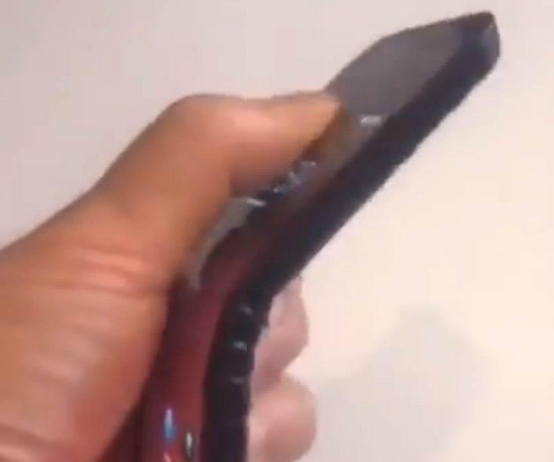 lenovo ohybny telefon