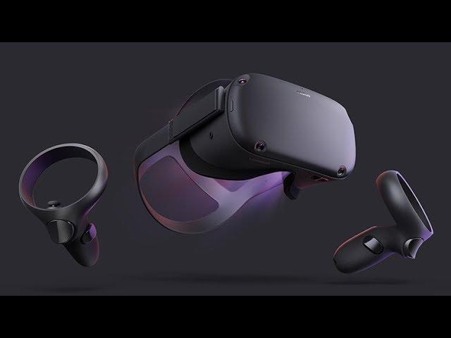 890c93e46 Oculus predstavil Quest: Bezdrôtový VR headset, ktorý nepotrebuje počítač   TECHBYTE.sk