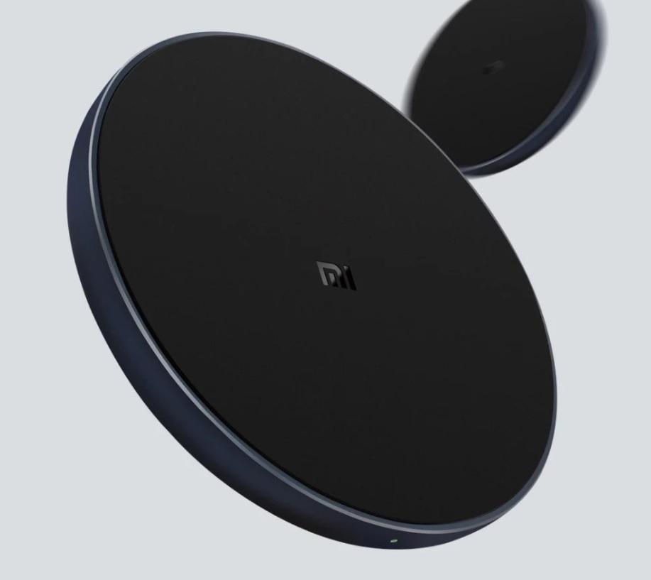 Bezdrôtová nabíjačka od Xiaomi
