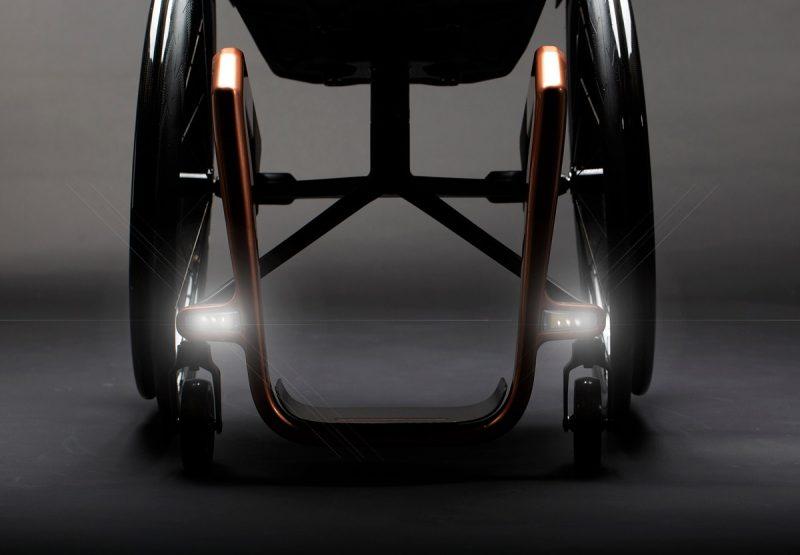 Vozík z grafénu