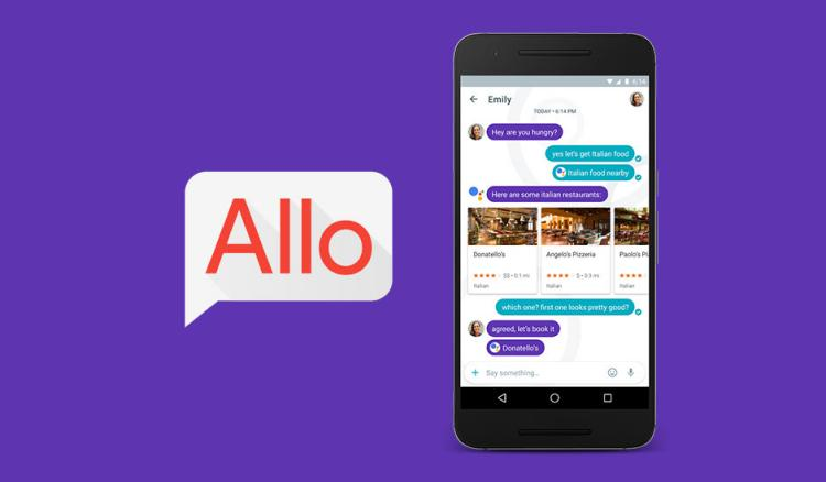 Google Allo App for Android