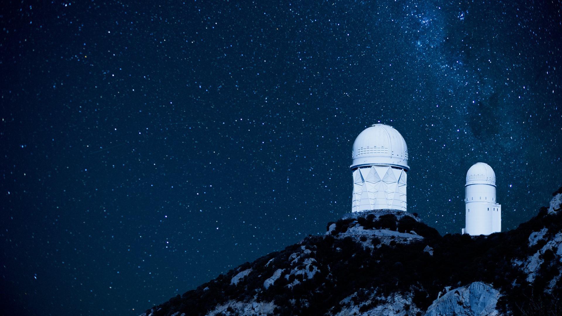 teleskop 3d mapa vesmir vedci merania vylepsenie detailna
