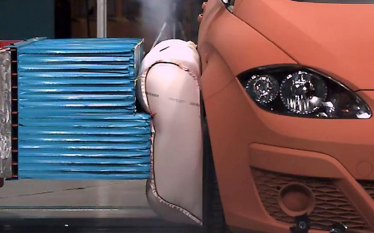 vonkajsi airbag
