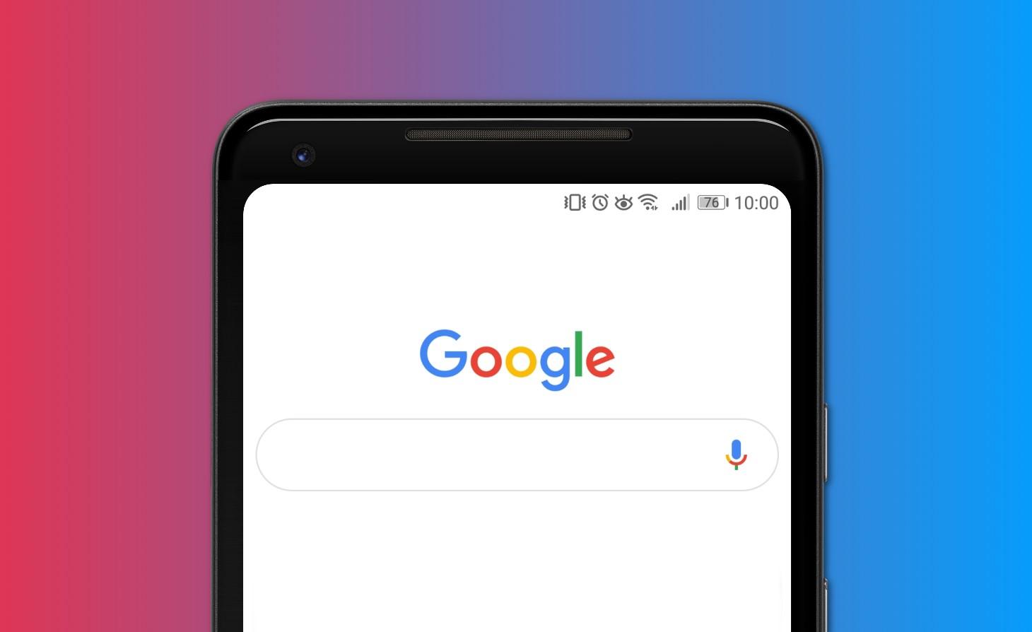 Vyhľadávač Google
