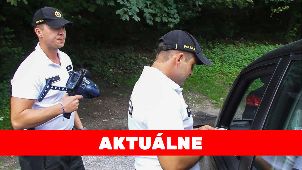 policia dalekohlad