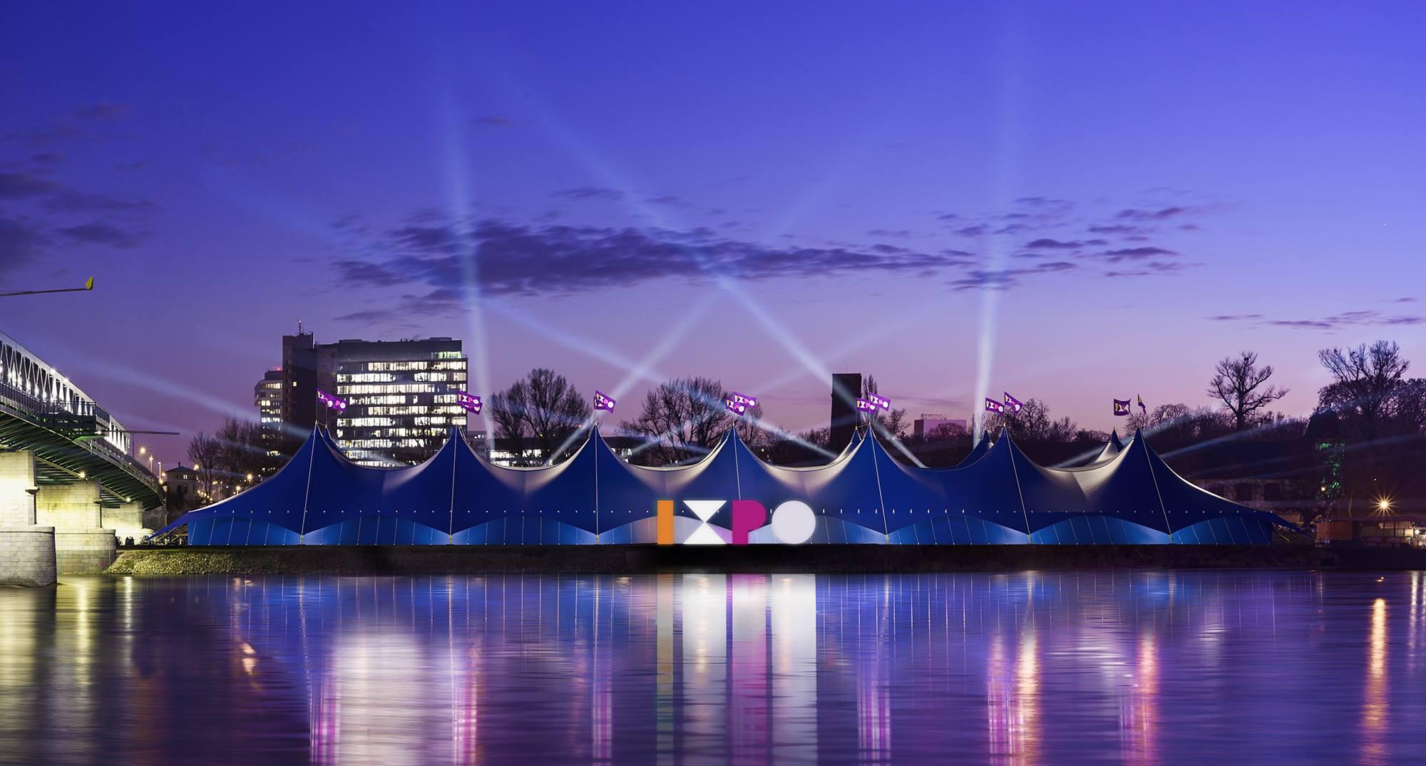 Tech festival IXPO