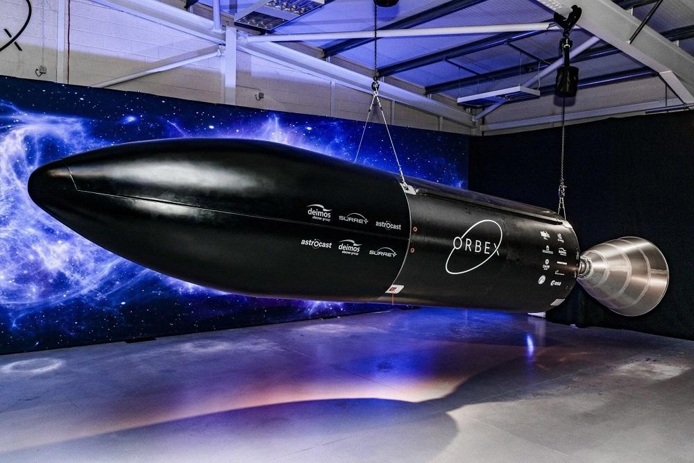 Nová raketa Prime