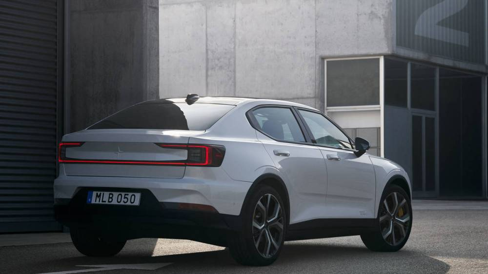 Nový elektromobil Polestar 2