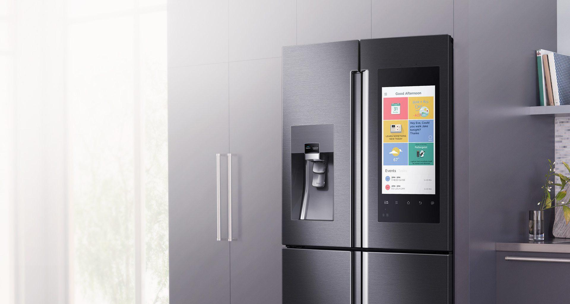 samsung smart chladnicka zoznamka partner stravovacie navyky obsah aplikacia