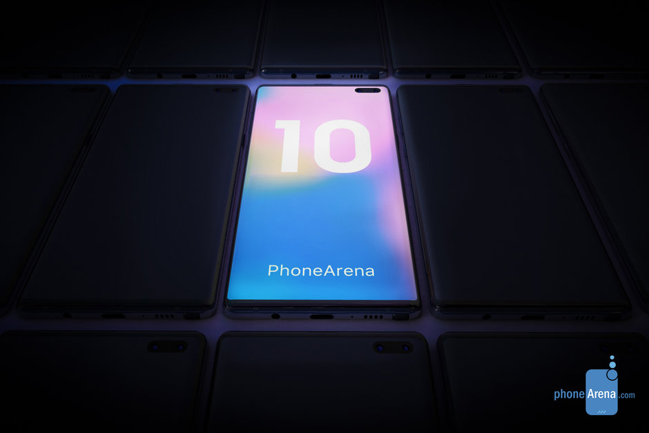 Samsung Galaxy Note 10 render 5