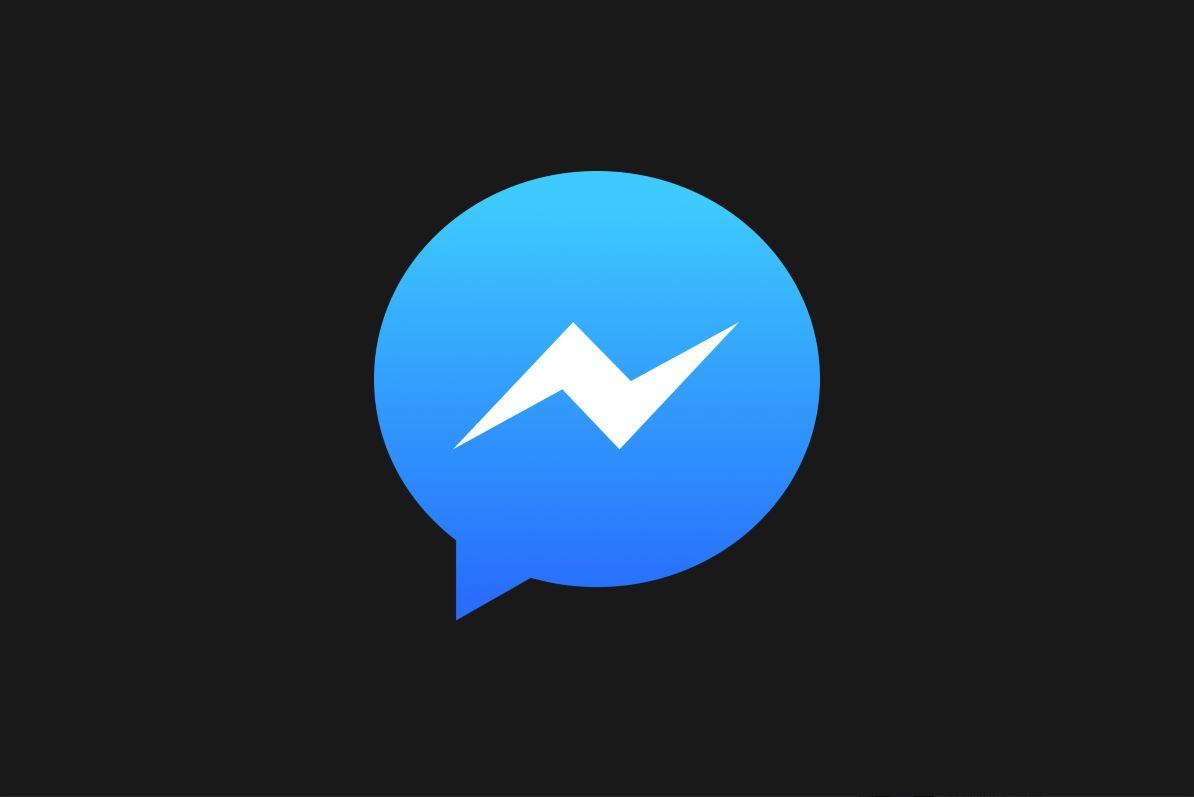 facebook messenger tmavy rezim