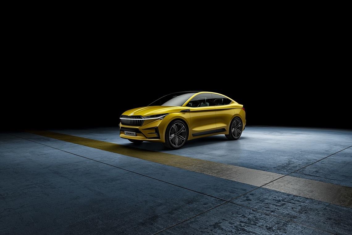 Škoda Vision iV
