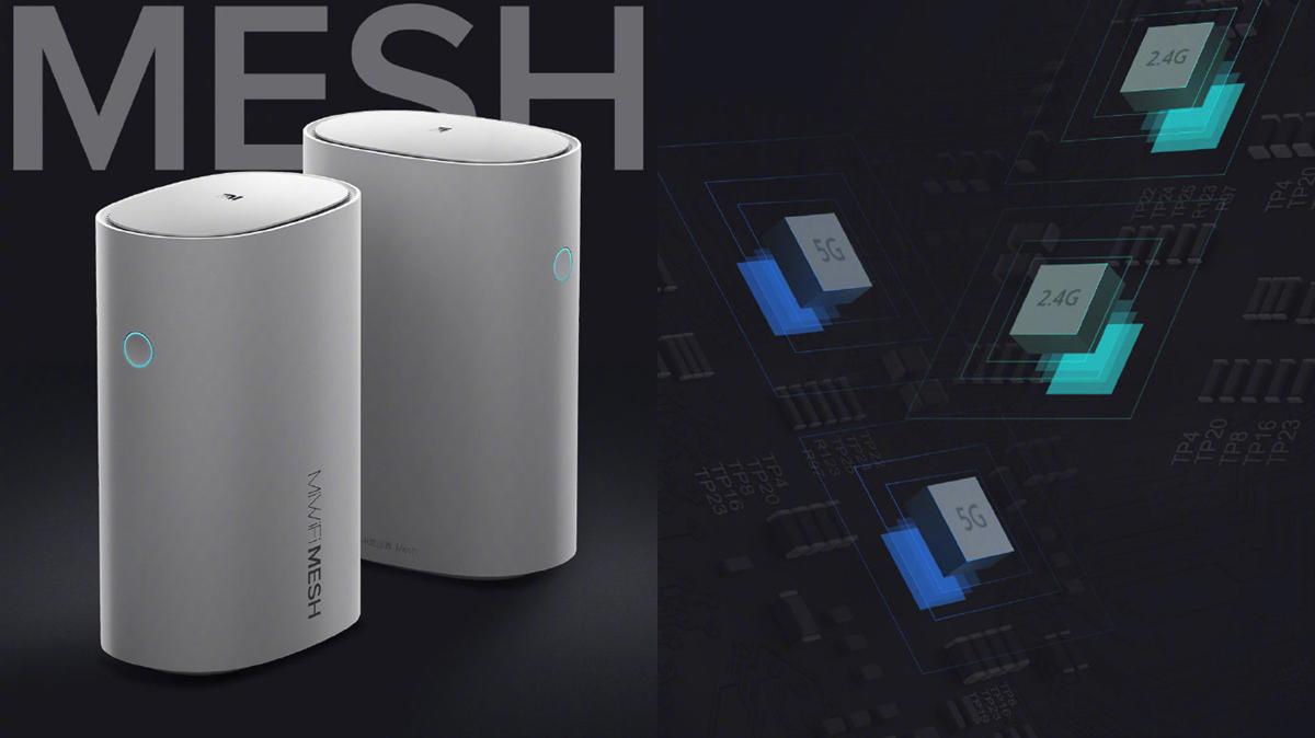 xiaomi miwifi mesh router