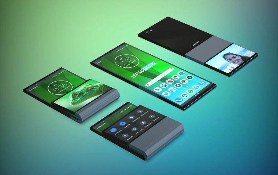 skladaci smartfon