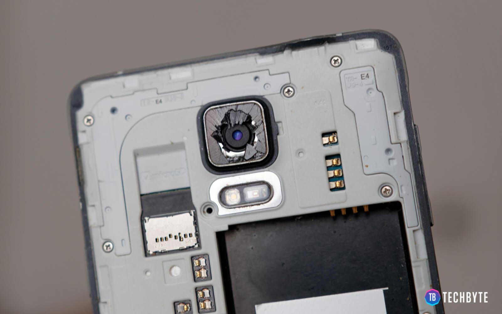 mobilny telefon