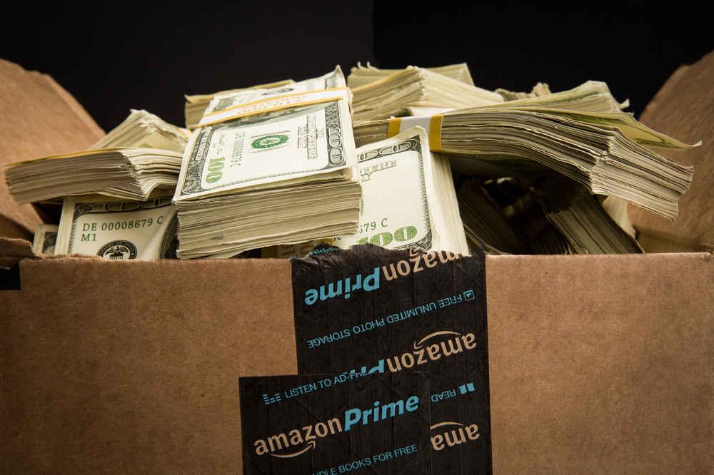 amazon peniaze