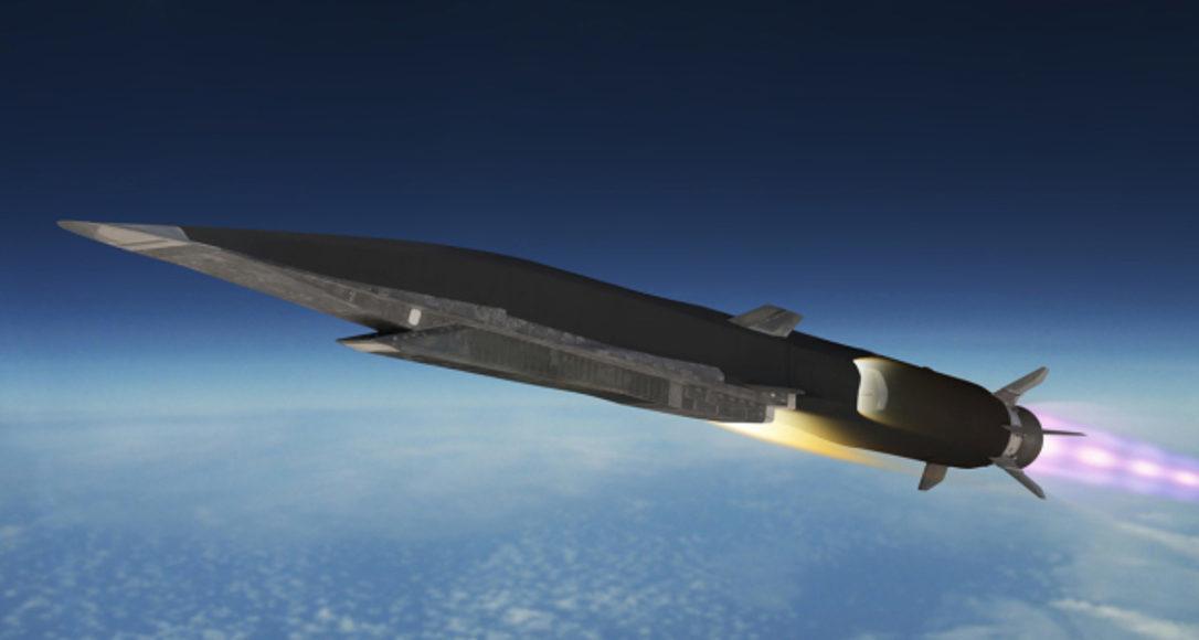 Nadzvuková raketa