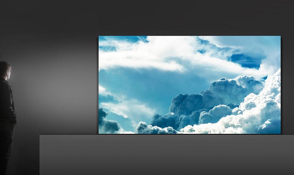 MicroLED TV od Samsungu