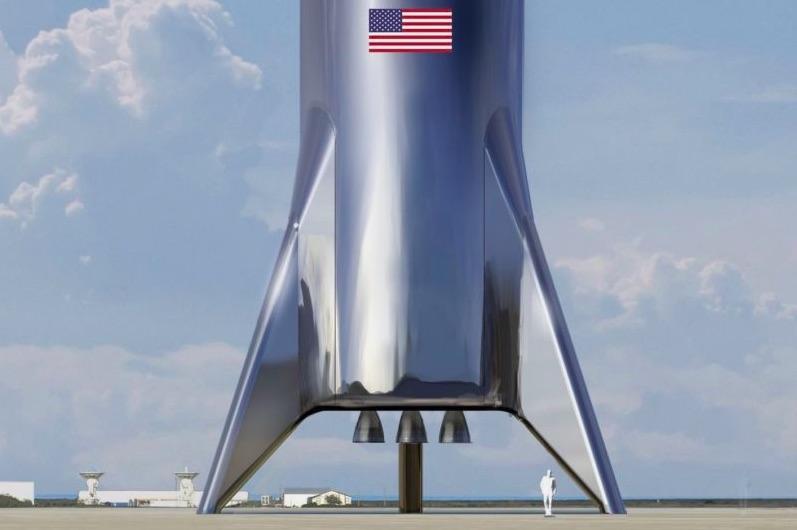 Finálna podoba prototypu Starship