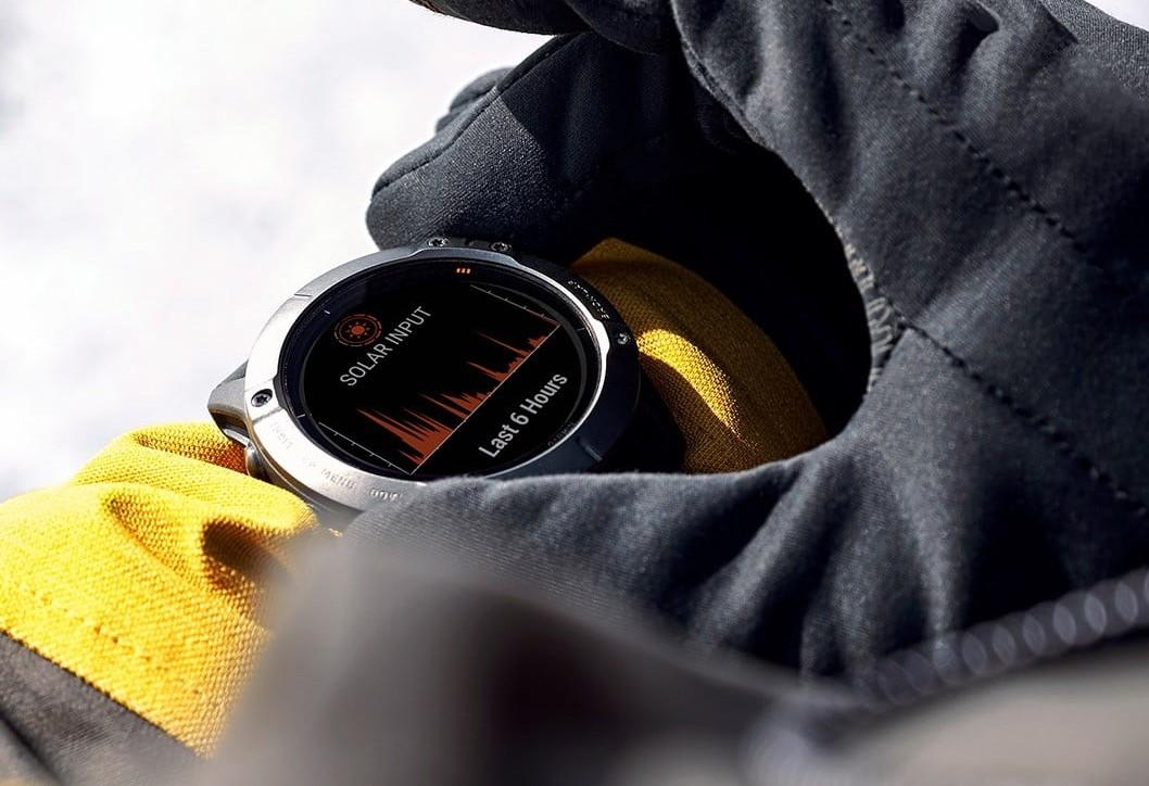 Fenix 6X Pro Solar