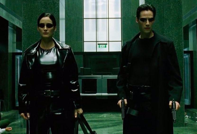 Trinity a Neo