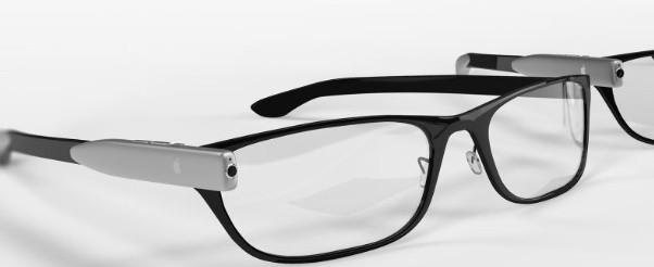 apple okuliare koncept