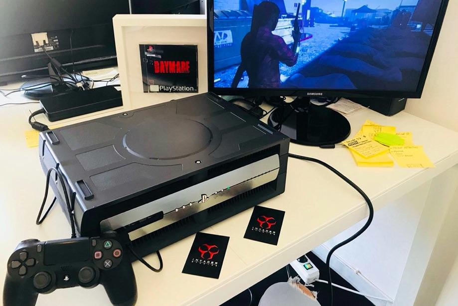 Dev kit PlayStation 4