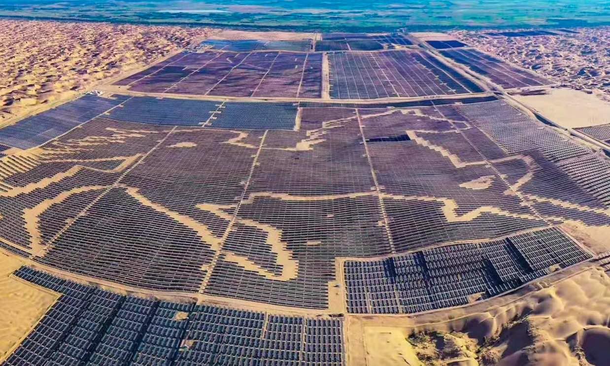 Čínska elektráreň