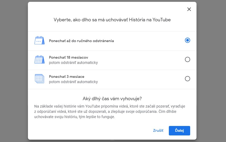 historia youtube