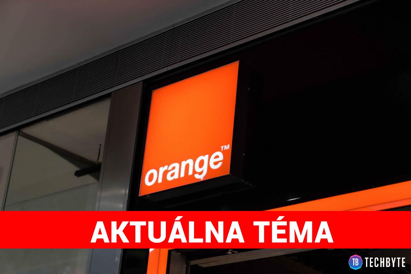 orange aktualne