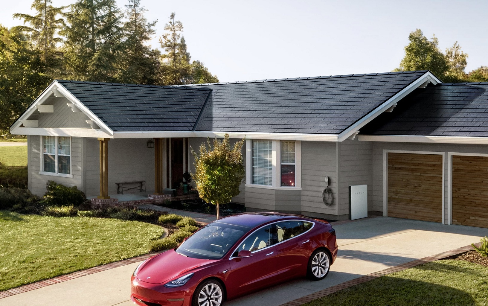 Nová solárna strecha