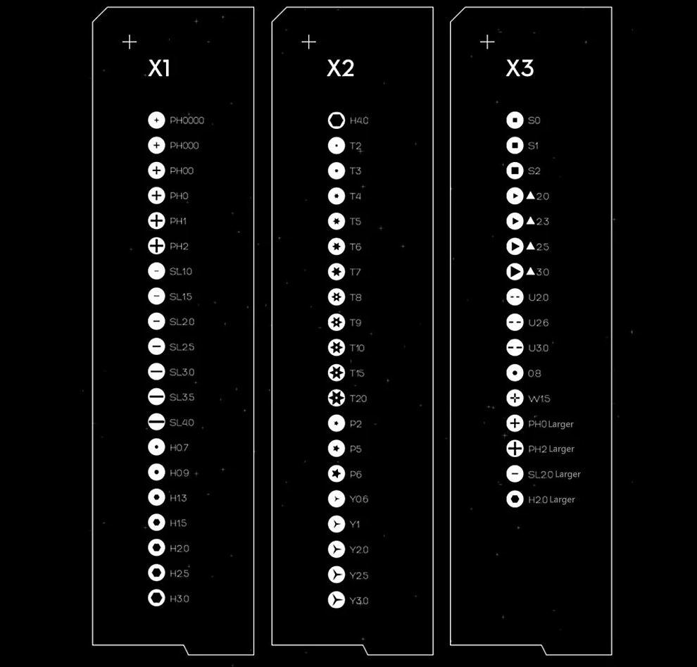 Xiaomi Wowstick 1F+