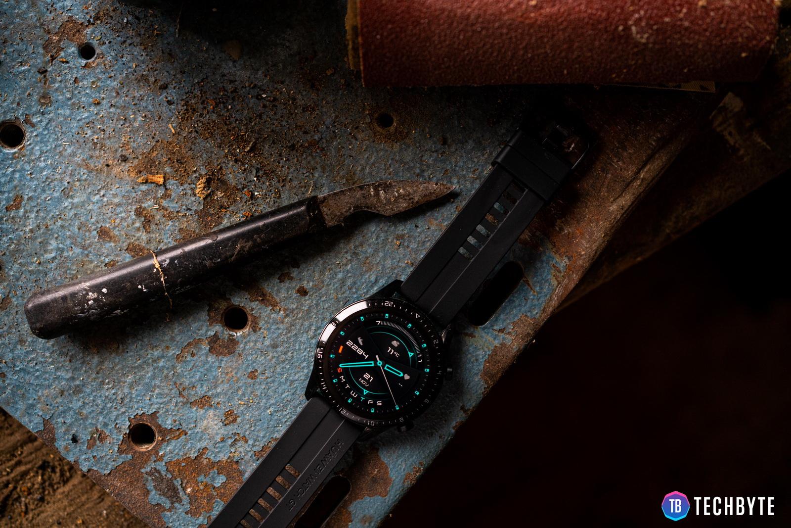 huawei watch gt 2 7
