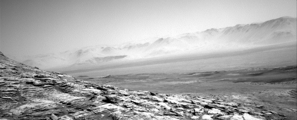 Marťanský horizont