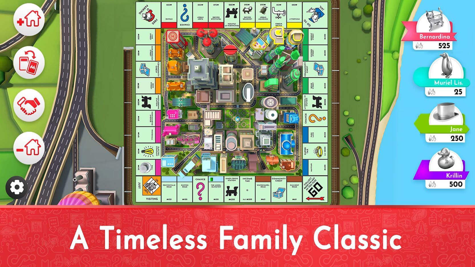 Monopoly Online Online Hra