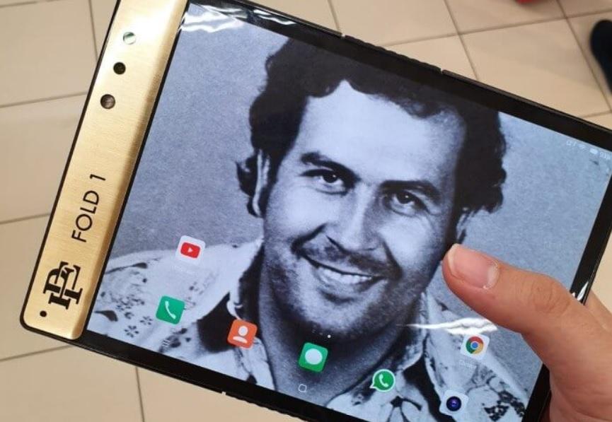 Novinka od brata Pabla Escobara