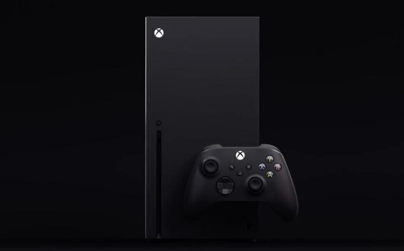 Nový Xbox Series X