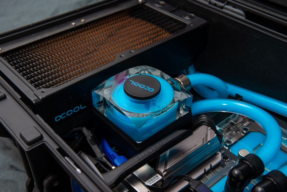 Počítač v kufríku