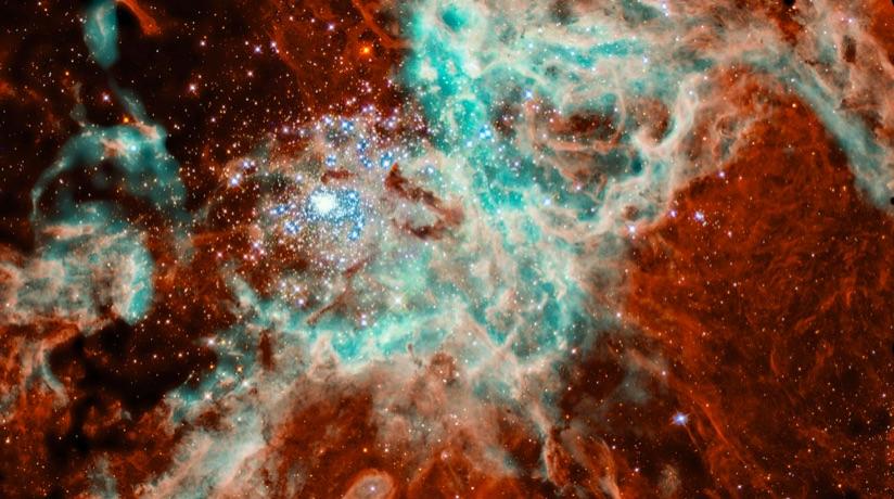Vznik nových hviezd